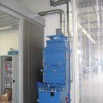 Schweissrauchabsaugung CNC