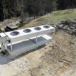 Gebäudelüftung Ganzsteintunnel