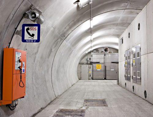 Tauern und Katschbergtunnel