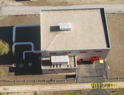 Fernwärmepumpstation Mellach