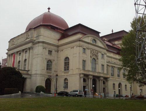 Durchatmen in der Grazer Oper Energieffizienz in der Lufttechnik