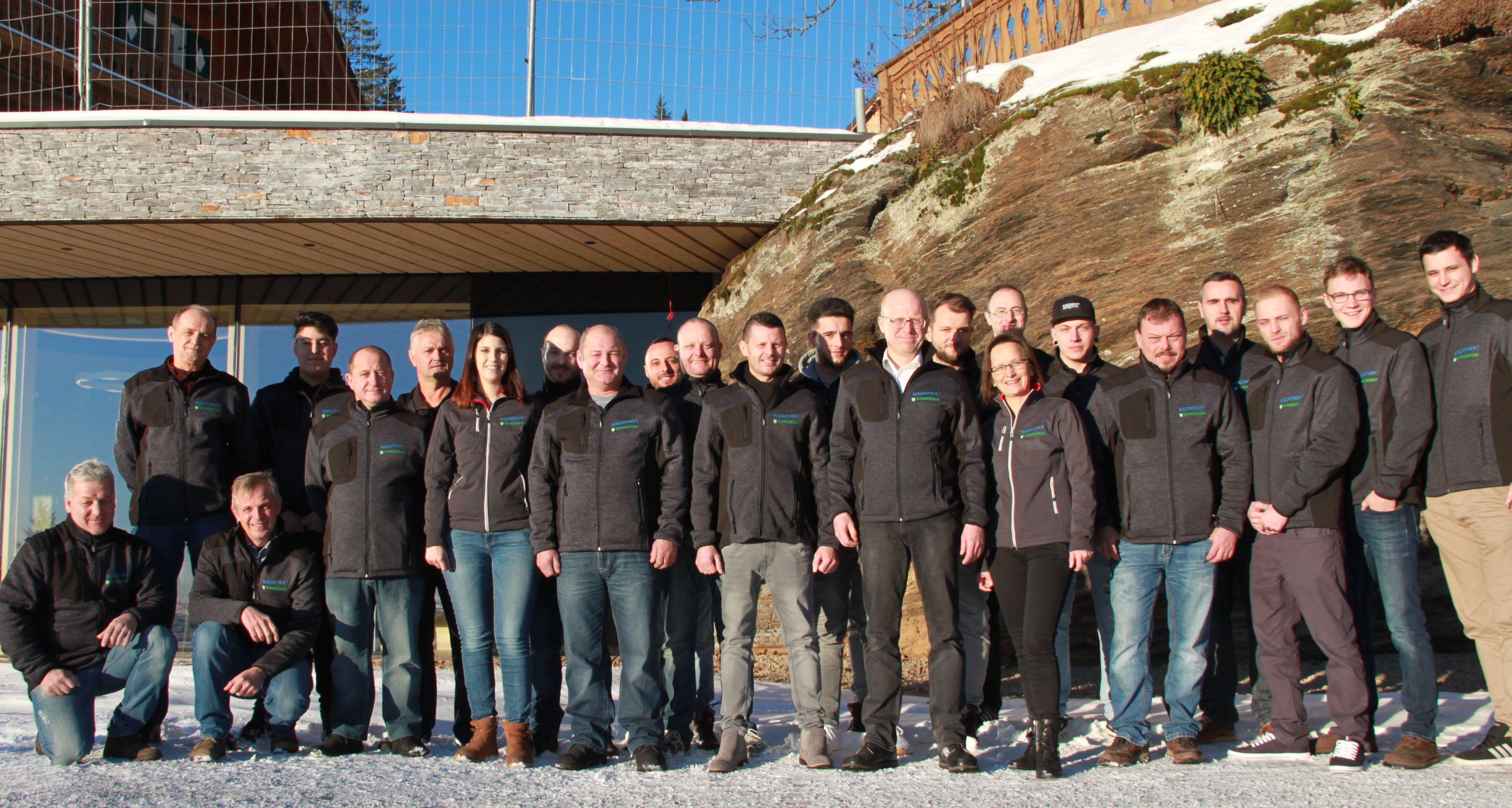 Team Schneeberger